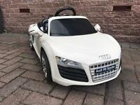 Audi R8 Spyder Ride On