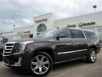 2015 Cadillac Escalade ESV Premium Nav Leather BOSE Sunroof Head