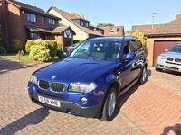 2009 BMW 2.0l X3 'Xdrive' £7250 ono