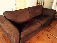 Dfs Alannah 4 and 2 seater