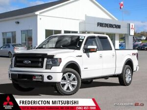 2013 Ford F-150 FX4 REDUCED | CREW | 4X4 | HEATED/COOLED LEAT...