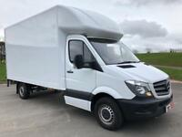 MERCEDES-BENZ SPRINTER 2.1 313 CDI LUTON 129 BHP DIRECT FROM MERCEDES, FULL HISTORY (white) 2015