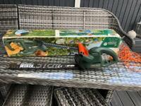 Bosch hedges trimmer