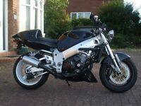 gsxr750 streetfighter - swap green lane bike/trail etc
