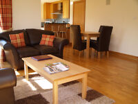 BRORA - IMMACULATE GROUND FLOOR APARTMENT WITH SEA VIEWS