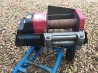 Winch superwinch 24 volt