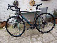 WHYTE DORSET 2017 road bike