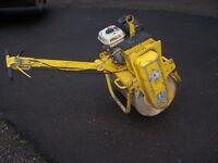 Bomag 55E pedestrian mini vibrating roller