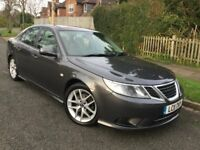 Saab 9-3 Vector Sport 1.9 TTiD 180 saloon with FSH & long MOT !