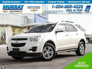 2014 Chevrolet Equinox AWD 4dr LT w/1LT *Bluetooth, Heated Mirro