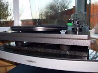 Linn/Revolver/Audio Technica.