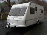 Fleetwood Chatsworth Four Berth Touring Caravan
