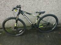 BRAND NEW medium Cannondale mountain bike ideal XMAS pressie