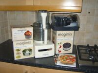 Magimix 5200XL BlenderMix Food Processor, Cream