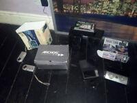 Job Lot Archos Media Mp3 Players, Speakers, Sony Cybershot Camera