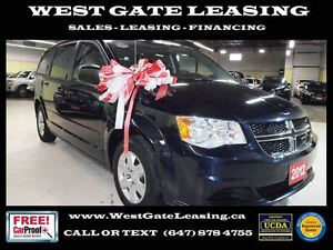 2012 Dodge Grand Caravan STOW N GO | ONE OWNER |