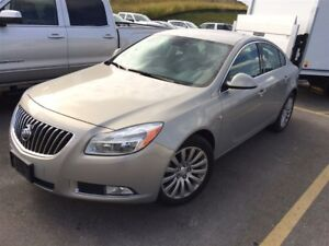 2011 Buick Regal CXL w/ Leather