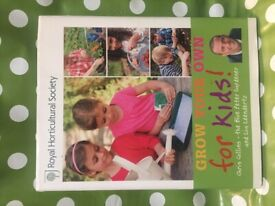 Grow Your Own, by Chris Collins, signed copy