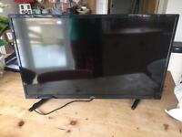 "HD Ready 32"" LED tv with built in DVD player"