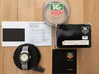 Tag Heuer WA1211 mens F1 watch boxed with proof of purchase in immaculate condition.