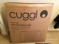 Cuggl extra wide hallway gate
