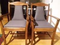2 chairs 10 pounds each