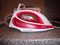 Russell Hobbs Steamglide Professional iron 2600W - £10