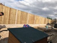 Fencing & drive ways back Patio fair prices