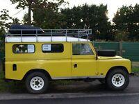 Land Rover Series 3 LWB 1982