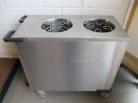STAINLESS STEEL COMMERCIAL PLATE WARMER DELIVERY AVAILABLE