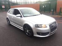 2007 AUDI S3 REMAPPED 320 BHP FULLY LOADED