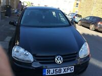 Volkswagen Golf 1.9 TDI Match DSG 5dr,Automatic