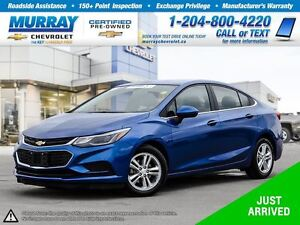 2016 Chevrolet Cruze LT Auto *Accident Free, Heated Seats, Remot