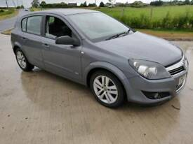 2007 VAUXHALL ASTRA SXI TWINPORT 1.4 PETROL FULL YEAR MOT FROM TODAY !!!!