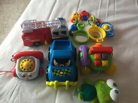 Selection of toys all for £7