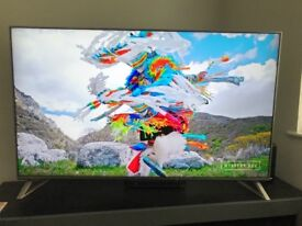 Panasonic 58 inch tv Ultra Hd/HDR