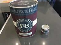 Farrow & Ball New White Estate Emulsion No.59 - 5Litre & 100ml Tester Pot