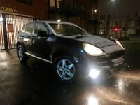 PORSCHE CAYENNE 3.2 V6 MANUAL 6 SPEED VERRY HARD TO FIND DRIVES AMAZING ENGINE PERFECT NO ISSUE 2004