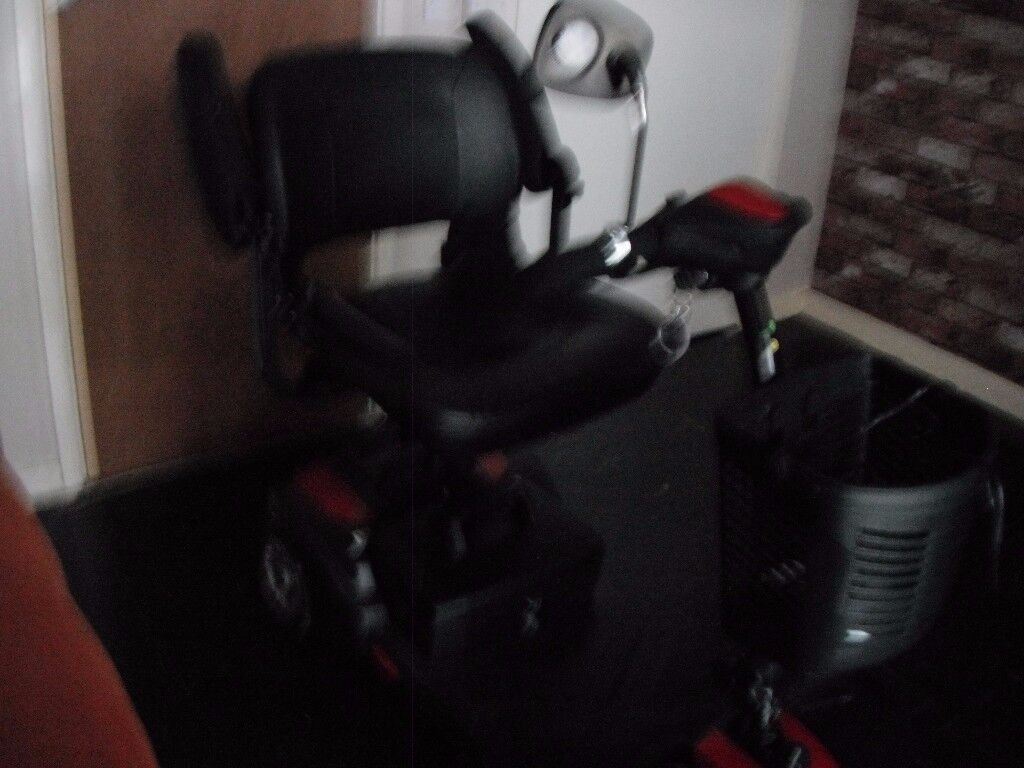 Care Co Mobility scooter