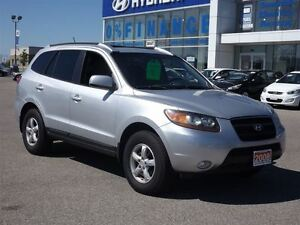 2008 Hyundai Santa Fe GLS 3.3L | LEATHER | SUNROOF | HEATED SEAT Stratford Kitchener Area image 17