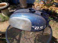 BSA Bantam petrol tank