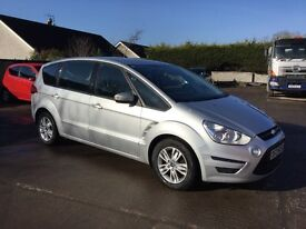 """2010 FORD S-MAX 2.0 TDCI ZETEC """"NEW MODEL"""" P/EX WELCOME"""