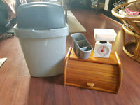Free kitchen accessories