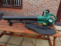 Unused Garden Vacuum/Blower