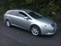 BARGAIN LOOK !!! Toyota Avensis Estate 2011 60 + 2.0 Diesel 12 Months Mot Drives Superbly Cheap Car