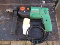 a 110v hammer drill