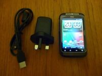 HTC Wildfire S - Black (Unlocked)