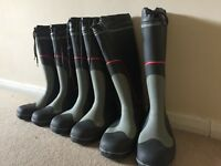 Gill long yachting waterproof boots
