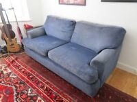Free Reylon Double Sofa Bed - Available Immediately