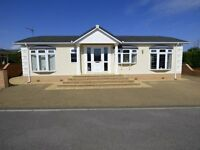 2 Bed Detached Bungalow Chalet Holiday home for sale at Hawthorn Holiday Park nr Bridlington (1219)